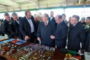 28 мая 2008 года Президент РТ Шаймиев М.Ш. посетил производственную компанию Агромастер