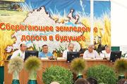Министр сх Ахметов М.Г. Премьер-Министр Миниханов Р.Н., Президент РТ Шаймиев М.Ш., Председатель Госсовета РТ Мухаметшин Ф.Х.