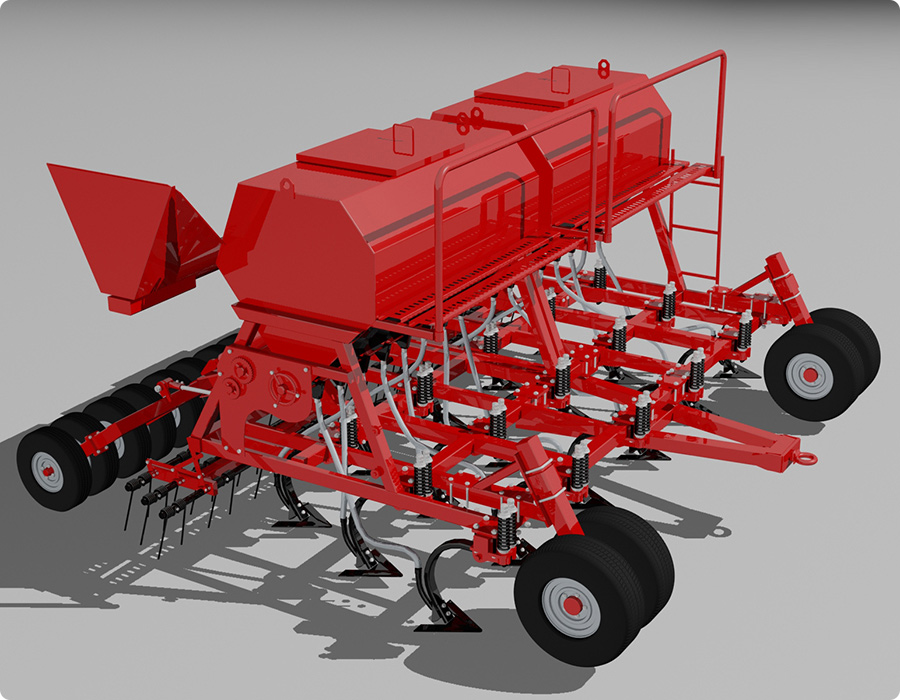 Купить культиватор для трактора мтз 1221