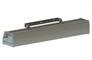 Потолочный и универсальный вариант крепления светодиодного светильника Geliomaster GSUO