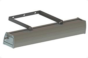 Настенный вариант крепления светодиодного светильника Geliomaster GSUO