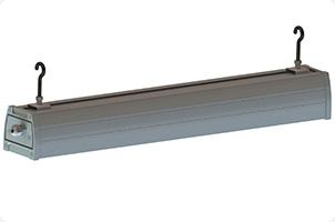 Навесной на полукольце вариант крепления светодиодного светильника Geliomaster GSUO