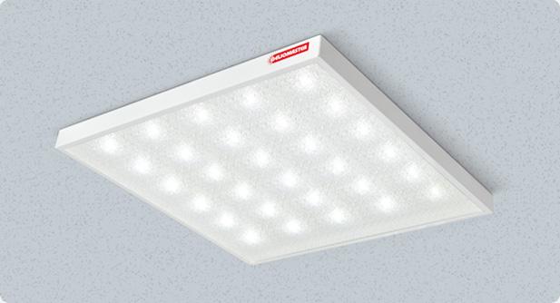Светодиодный светильник настенный фото
