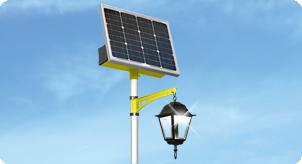 Светодиодные светильники на солнечных электростанциях  SGM