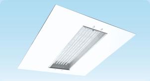Светодиодные светильники GSS(Z) для АЗС, встраиваемые