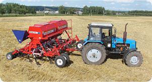 Механические посевные комплексы AGRATOR M