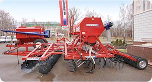 Комбинированные посевные комплексы «AGRATOR DK»