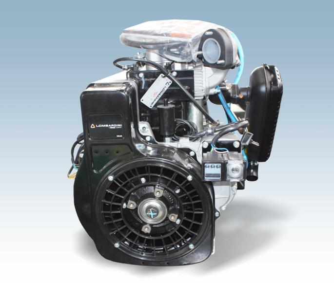Двигатель дизельный Lambordini