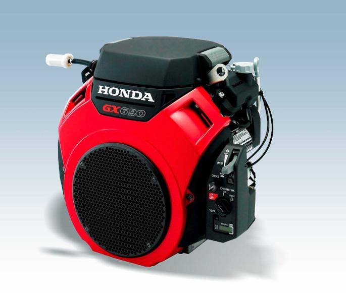 Двигатель HONDA GX 690