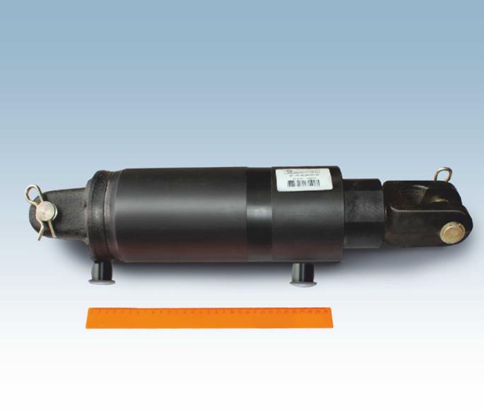 Гидроцилиндр ЦГ-100.40х200.01-06